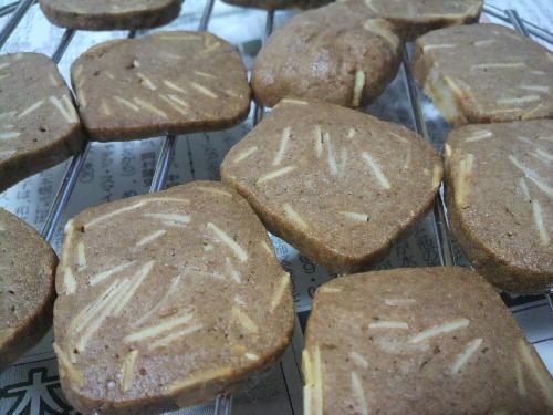 ココアアーモンドクッキー2.JPG